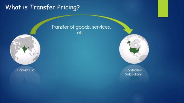 The Role of Accountants in Managing Transfer Pricing Tax Audits